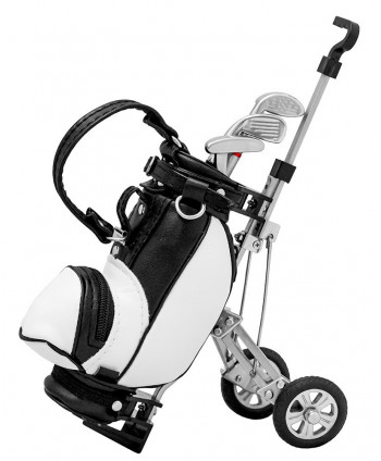 Longridge Desktop Golf Bag Pen Set