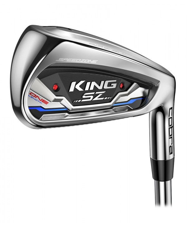 Cobra King SpeedZone One Length Irons (Graphite Shaft)