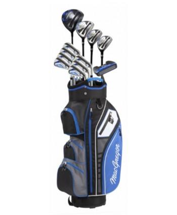 Pánsky golfový set MacGregor DCT3000 - grafit