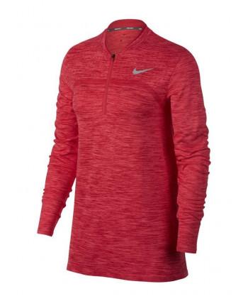 Dámska golfová mikina Nike Dry Half Zip