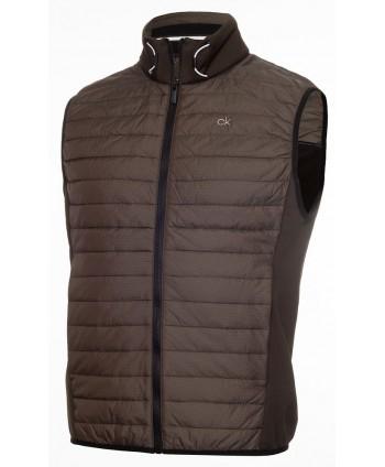 Pánská golfová vesta Calvin Klein Wrangell Hybrid