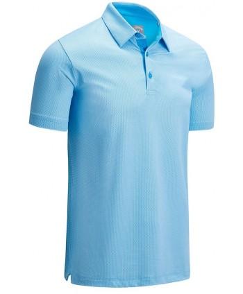 Pánské golfové triko Callaway Mini Geo Print