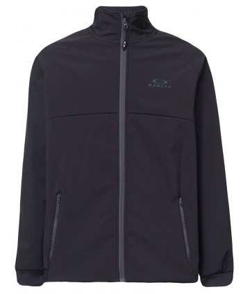 Oakley Mens All Play Softshell Track Jacket