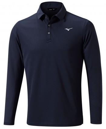 Pánské golfové triko Mizuno Breath Thermo