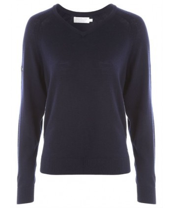 Amy Merino V-Neck Sweater