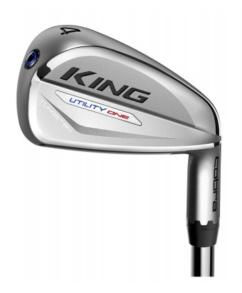 Cobra King Utility One Length Driving Iron (Steel Shaft) 2020