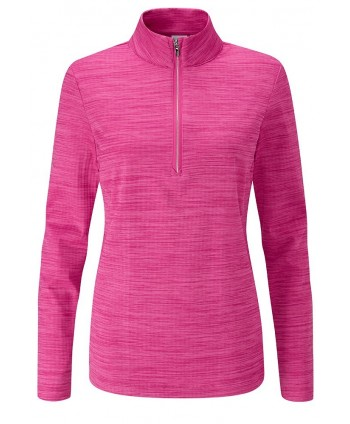 Ping Ladies Skye Half Zip Pull Over