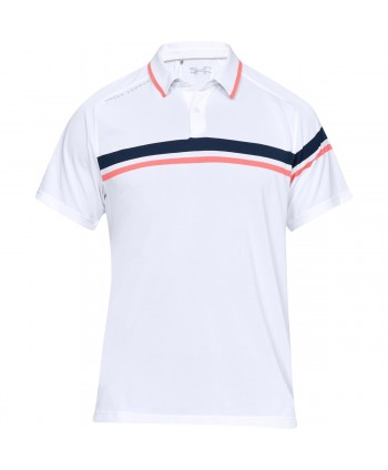 Under Armour Mens Crestable Performance 2.0 Polo Shirt