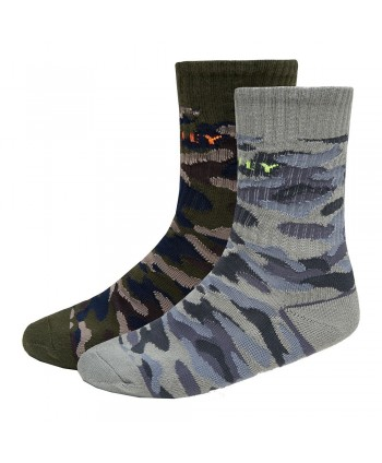Oakley Mens Low Cut Golf Socks (2 pack)