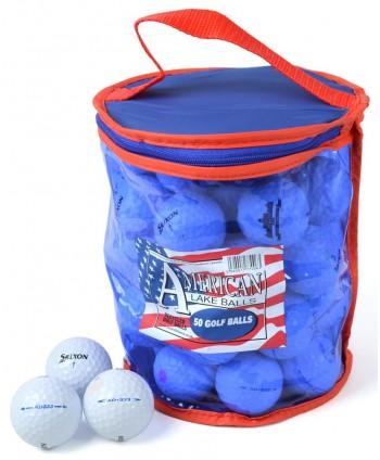 Mix hraných golfových míčků Srixon AD333