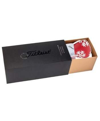 Titleist Holiday Edition Leather Headcover Set - Limited Edition