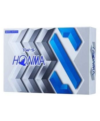 Golfové míčky Honma TW-S (12 ks)
