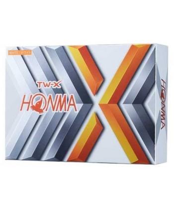 Golfové míčky Honma TW-X (12 ks)