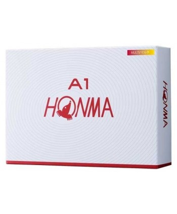 Honma A1 Golf Balls (12 Balls)