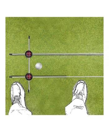 Longridge Alignment Sticks (3 Piece)