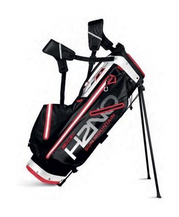Dětský golfový bag na nošení Sun Mountain H2NO SuperLite