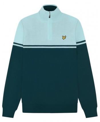 Pánský golfový svetr Lyle and Scott Croft