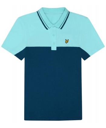Pánske golfové tričko Lyle and Scott Kendall