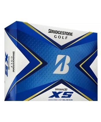 Bridgestone Tour B XS Golf Balls (12 Balls)