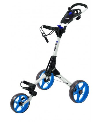 Cube Golf 3.0 Push 3 Wheel Trolley