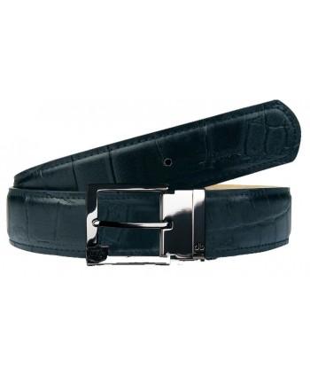 Wilson Staff Croc Textured Leather Belt