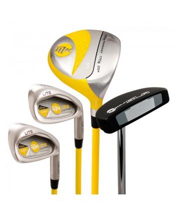 MKids Junior Lite 45 Inch Yellow Irons