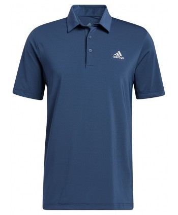 adidas Mens Ultimate 365 Solid Left Chest Polo Shirt