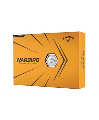 Golfové míčky Callaway Warbird (12 ks)