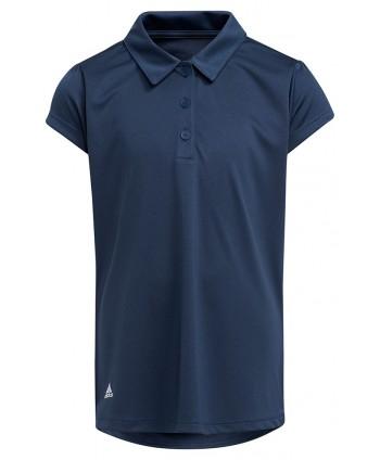 Dívčí golfové triko Adidas Performance