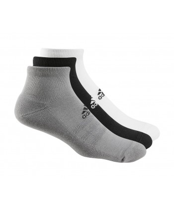 Pánské golfové ponožky Adidas Ankle (3 páry)