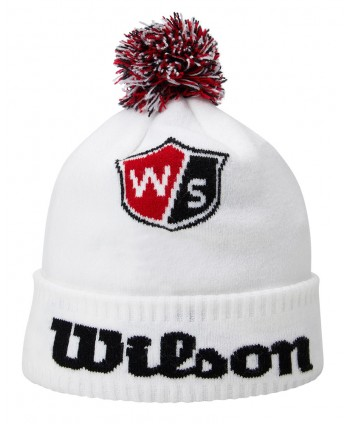 Zimní golfová čepice Wilson Tour