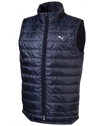 Puma Boys Quilted Vest