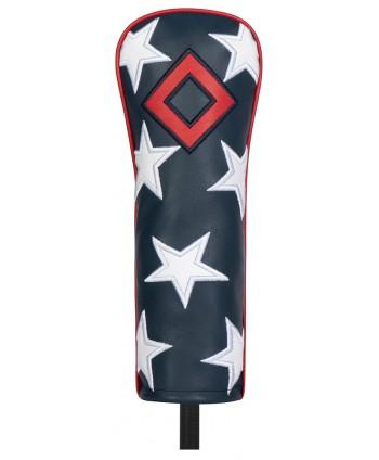 Kožený headcover Titleist na dřevo Stars and Stripes