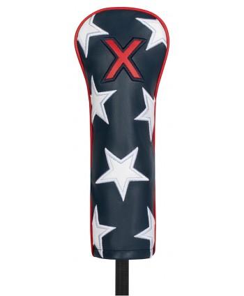 Kožený headcover na hybrid Titleist Stars and Stripes