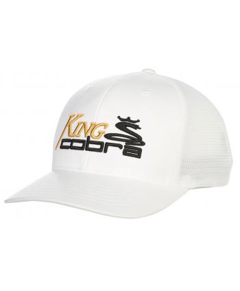 Pánská golfová kšiltovka Cobra King Trucker Snapback