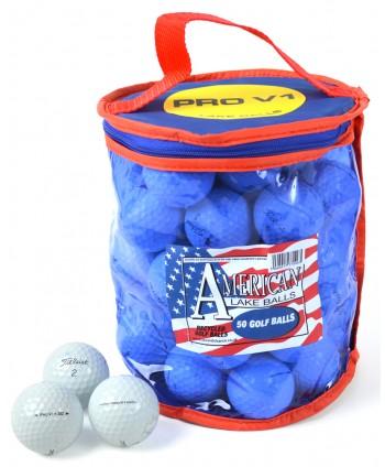 Hrané golfové míčky Titleist Pro V1 (50 ks)