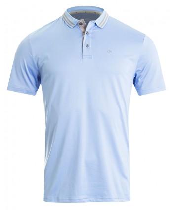 Calvin Klein Mens Madison Tech Polo Shirt