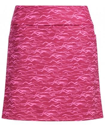 Dámská golfová sukně Adidas Ultimate 365 Printed