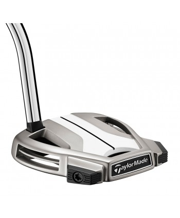 Pánský putter TaylorMade Spider X Hydroblast Single Bend