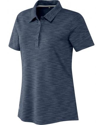 Dámské golfové triko Adidas Spacedye