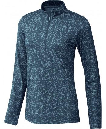 Dámské golfové triko s dlouhým rukávem Adidas Aeroready...