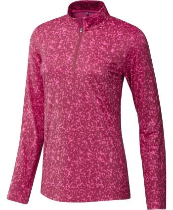 adidas Ladies Aeroready Printed Long Sleeve Shirt