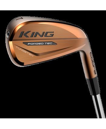 Limitovaná edice - železa Cobra King Forged Tec Copper...