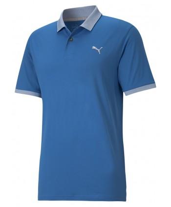 Pánské golfové triko Puma Cloudspun Lion