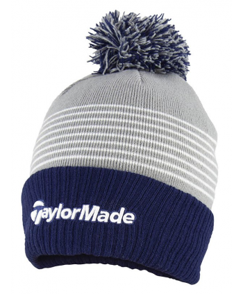 TaylorMade Bobble Beanie Hat