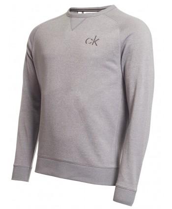 Pánský golfový svetr Calvin Klein Columbia Crew Neck