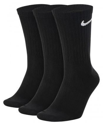 Nike Mens Everyday Lightweight Training Crew Socks (3 Pairs)