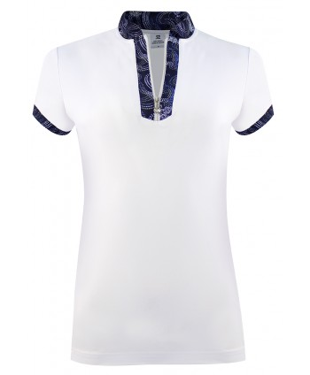 Dámské golfové triko Daily Sports Raina Cap Sleeve