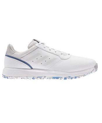 adidas Mens S2G Spiked Lace Golf Shoes