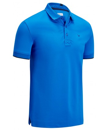 Callaway Mens Contrast Tipped Polo Shirt